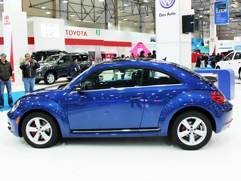 Volkswagen Beetle en el Salón del Automóvil