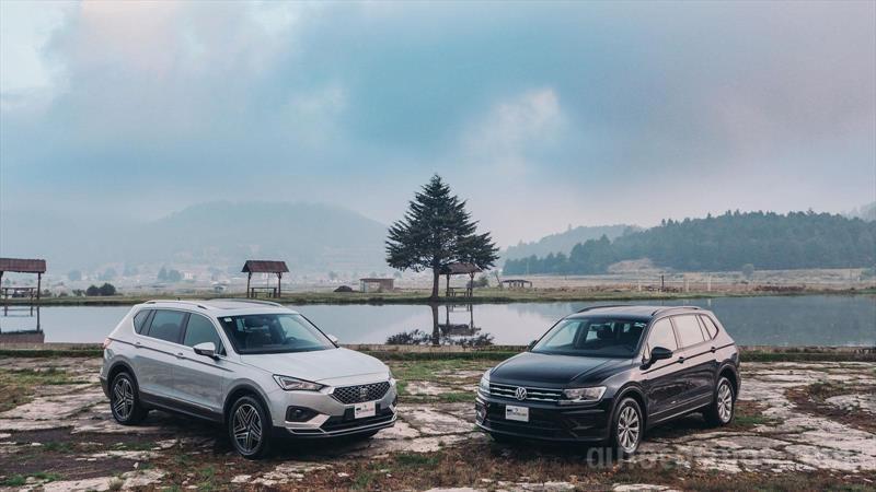 Volkswagen Tiguan vs SEAT Tarraco