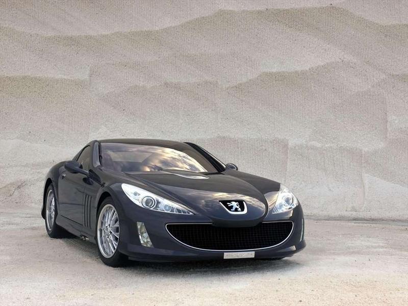 Retro Concepts: Peugeot 907