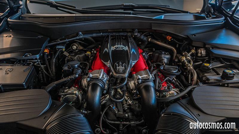 Maserati Levante Trofeo 2019 en Chile