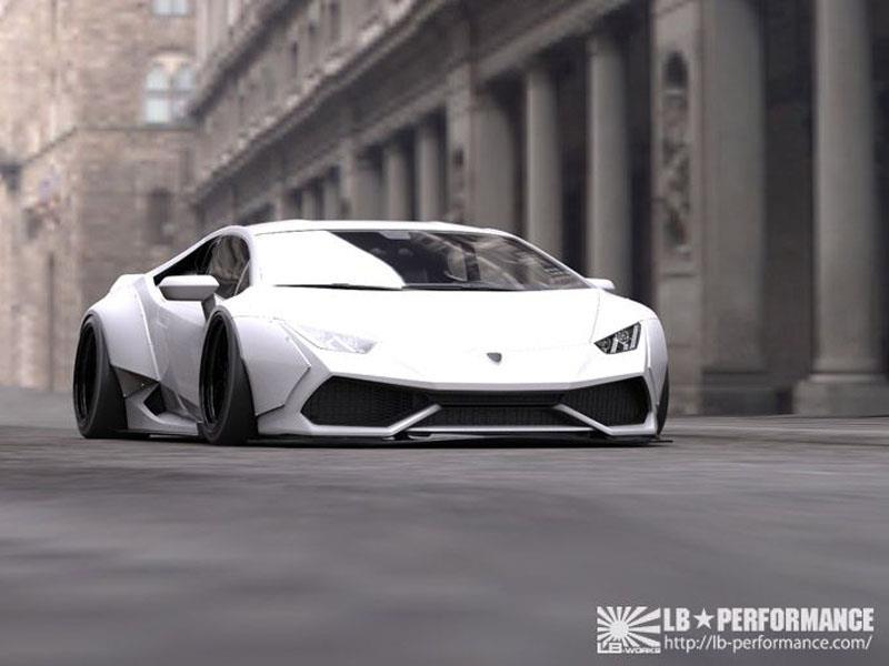 Lamborghini Huracán LB Performance