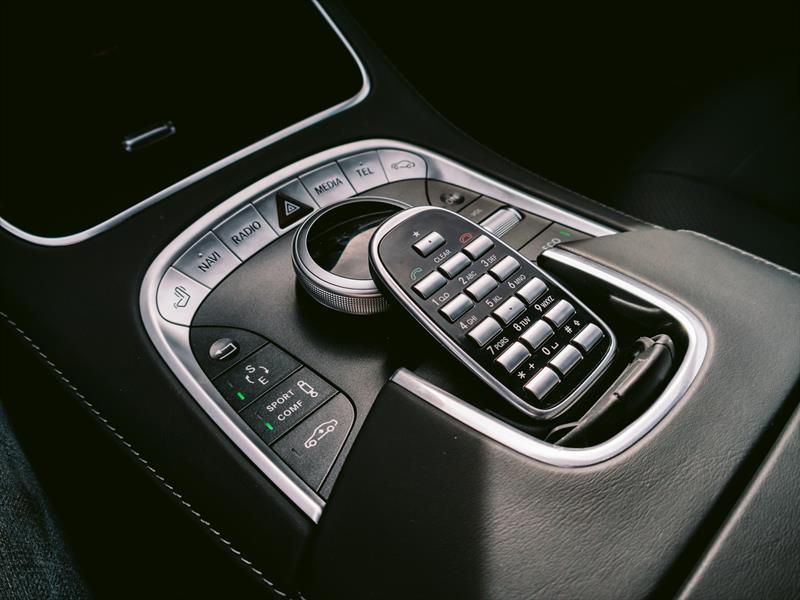 Mercedes-Benz S500 L Biturbo