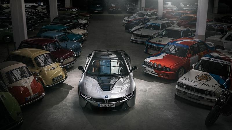 BMW i8, su despedida