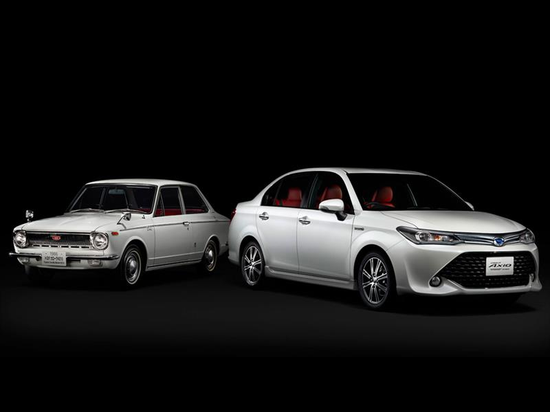 Toyota Corolla 50 aniversario (Japón)