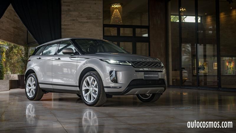 Range Rover Evoque 2019 - Lanzamiento en Chile