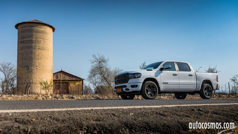 Test Drive RAM 1500 Big Horn 2020