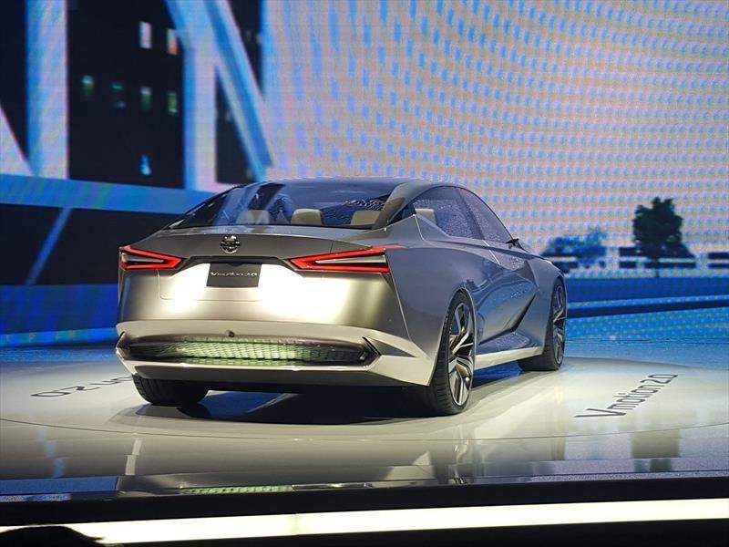 Nissan Vmotion 2 Concept