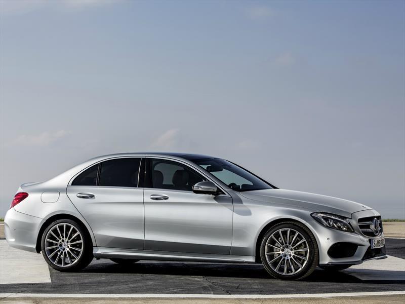 La nueva Clase C de Mercedes-Benz