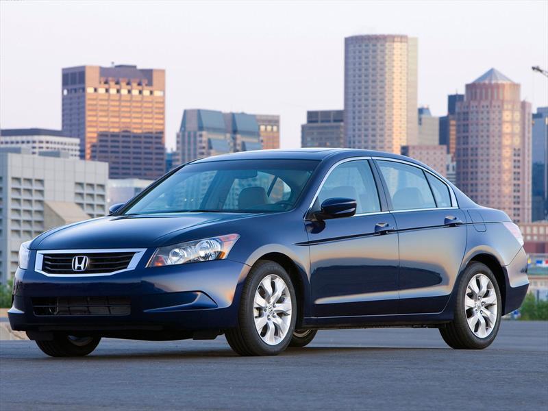 Honda Accord octava generación 2008-2012