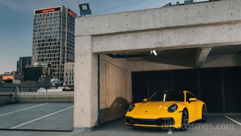 Porsche 911 Carrera 4S (992) a prueba