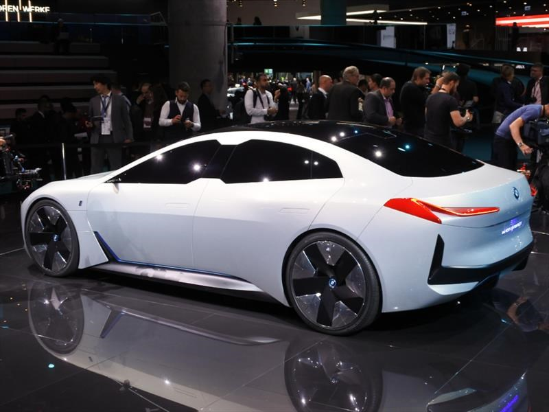 BMWi Vision Concept