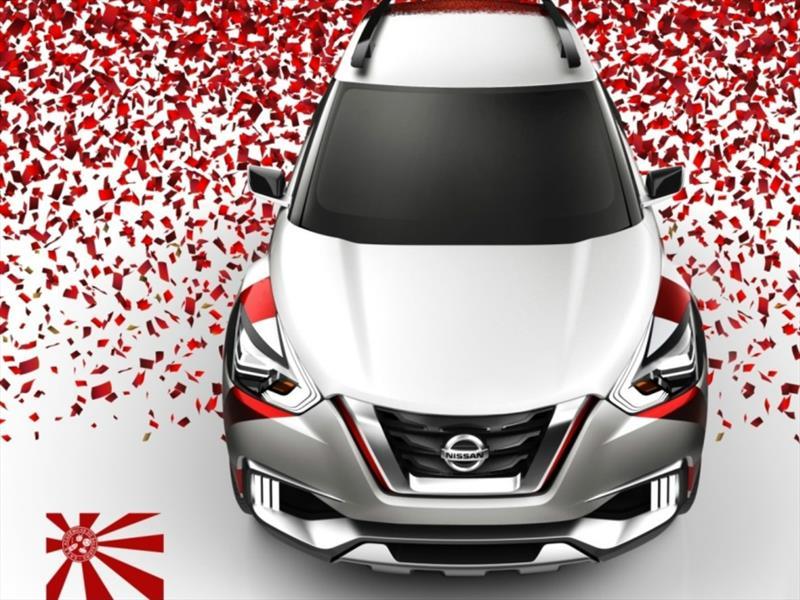 Nissan Kicks Concept Carnaval de Rio