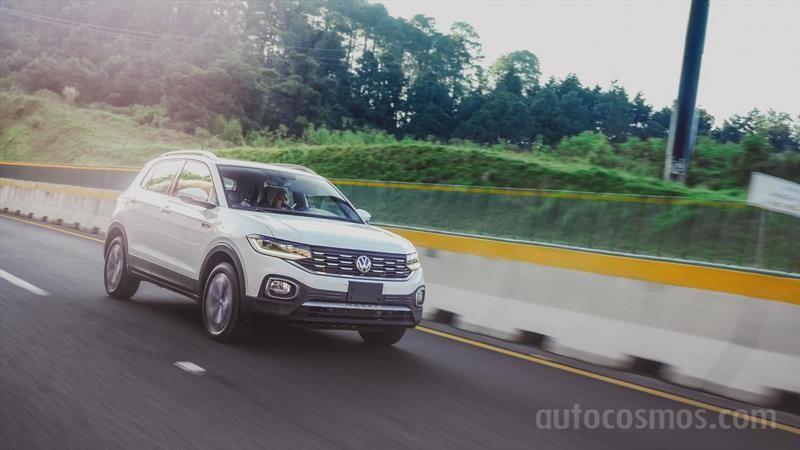 Volkswagen T-Cross 2020 a prueba