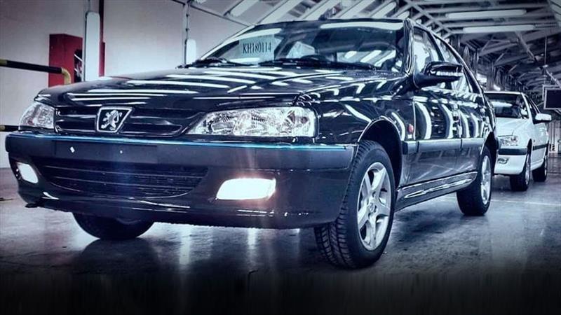 Peugeot Khazar 406 (405)