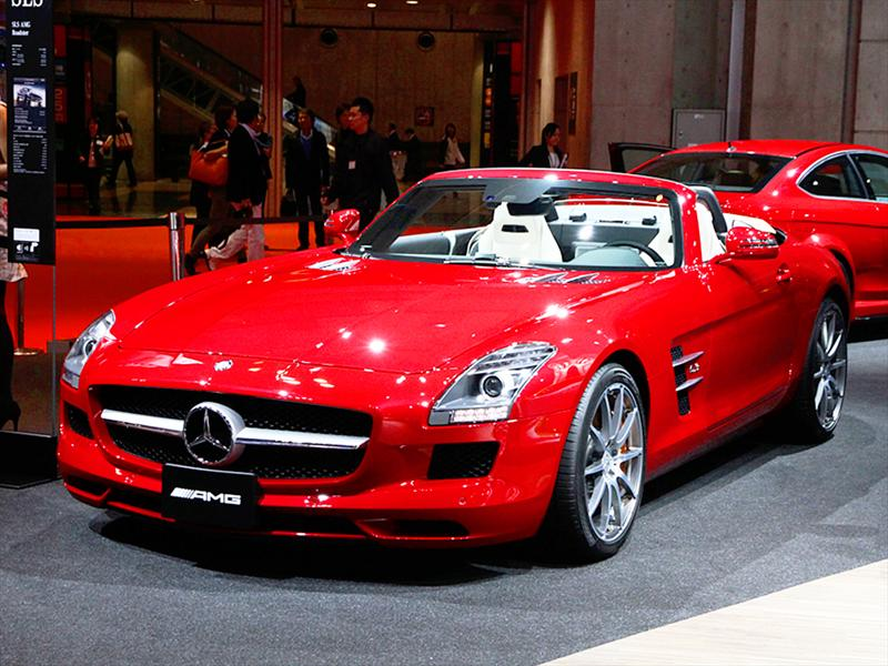 Top 10 Mercedes-Benz SLS AMG Roadster