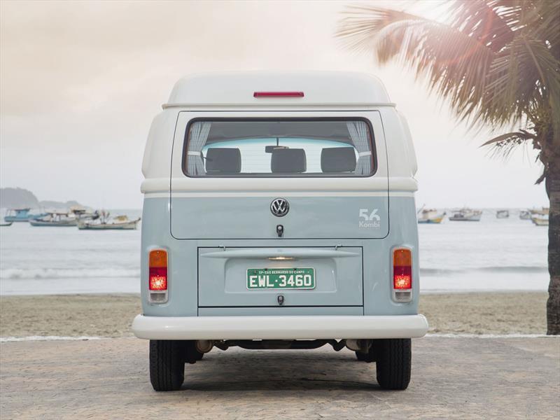 Volkswagen se lleva la última Kombi a Alemania
