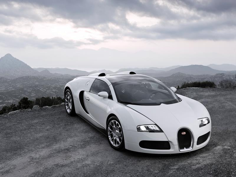 Top 10: Bugatti Veyron