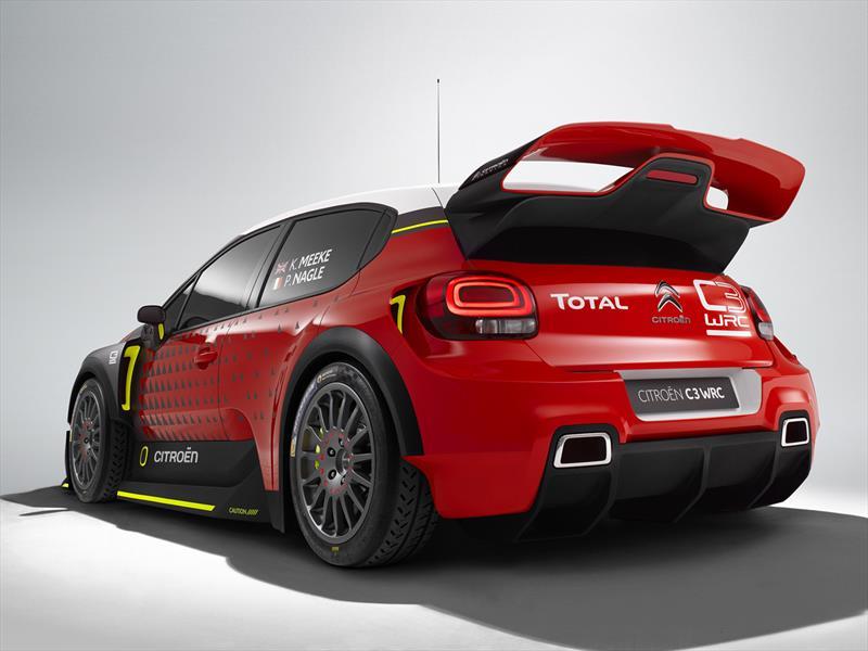 Citroen C3 WRC Concept 2017
