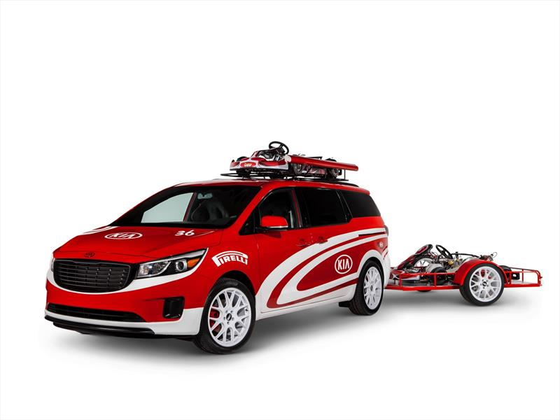 Kia Ultimate Karting Sedona