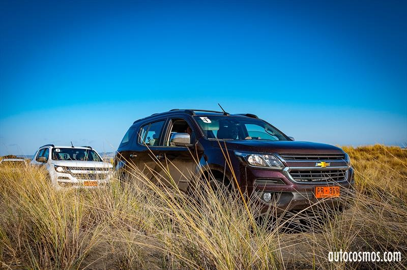 Chevrolet Trailblazer 2018 - Lanzamiento en Chile