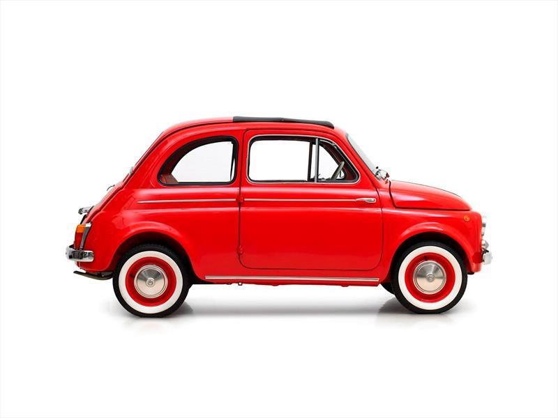 Fiat 500 D 1960-1965