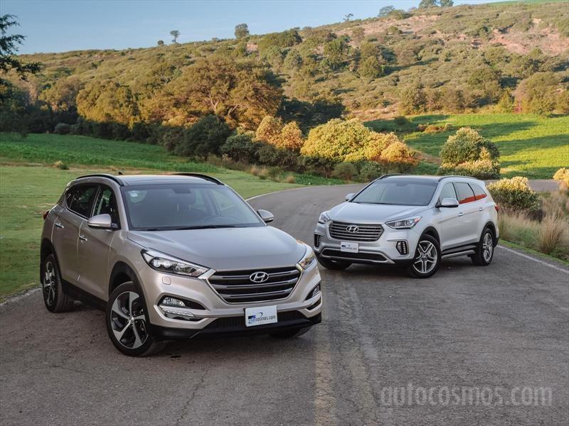 Hyundai Tucson 2018 - Hyundai Santa Fe 2018