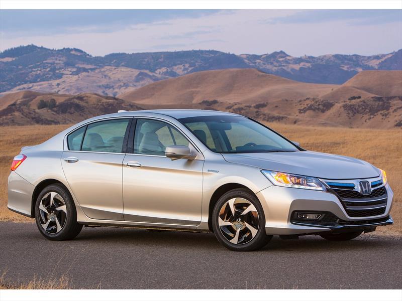 Honda Accord 2014 Green Car of the Year 2014