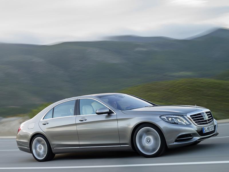 Mercedes-Benz nuevo Clase S