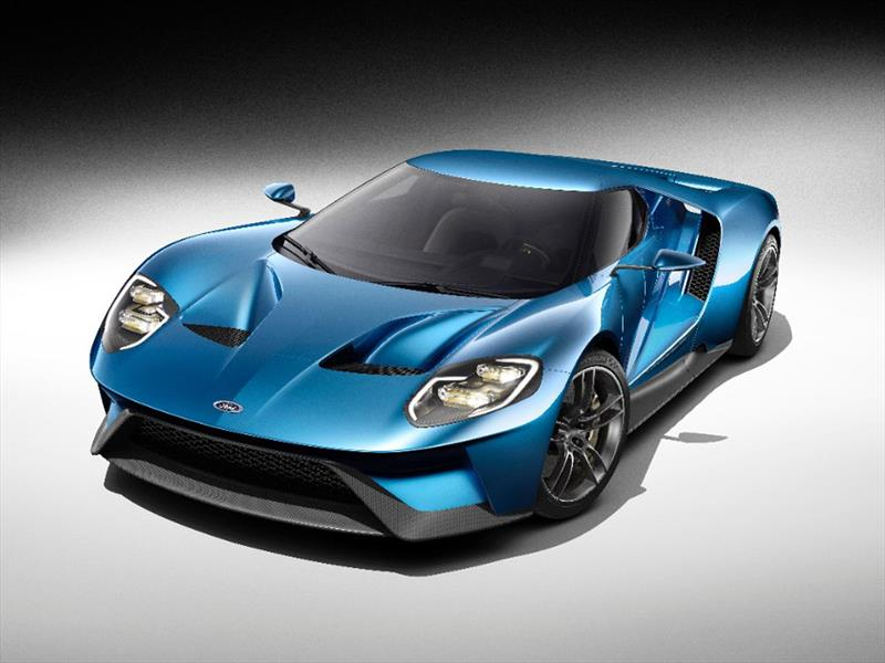 Ford GT, el mito en versión Siglo XXI