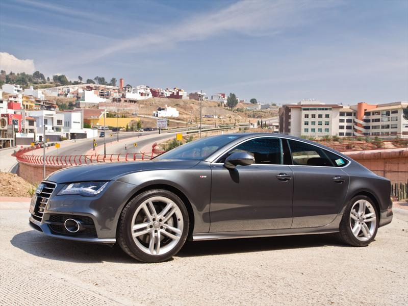 Audi A7 Sportback 2012 prueba