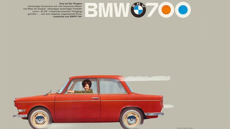 De Carlo 700 / BMW 700