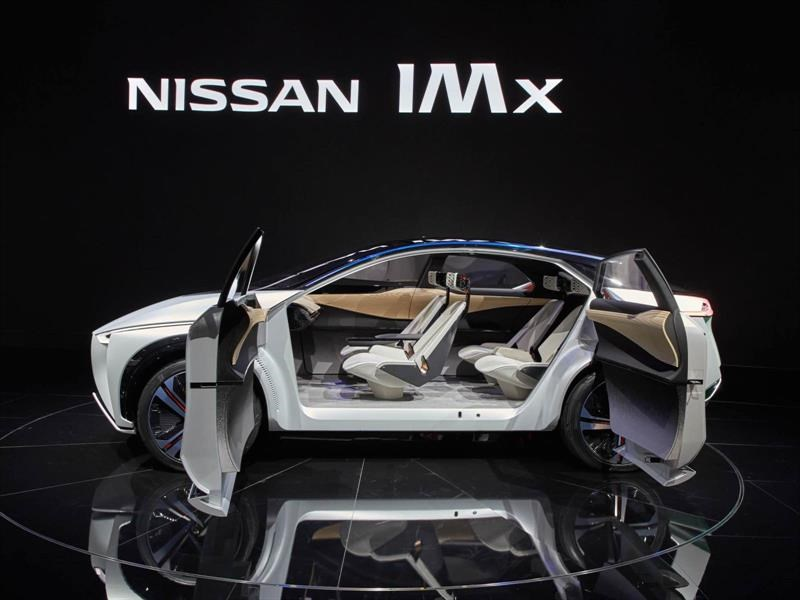 Nissan IMx Crossover Concept
