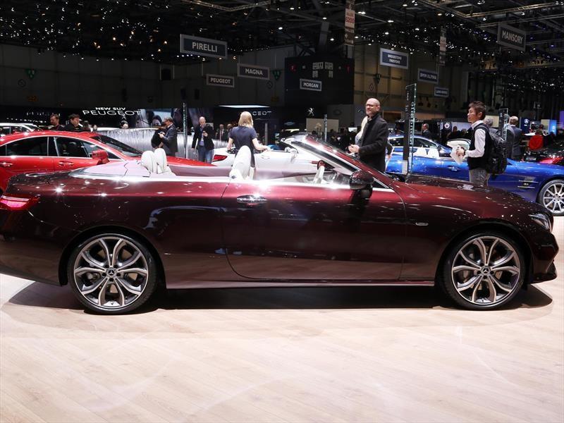 Mercedes Clase E Cabriolet