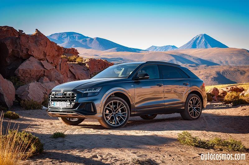Audi Q8 2019, primer contacto