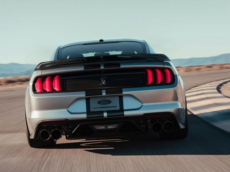 Ford Mustang Shelby GT500 2020