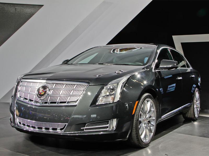 Cadillac XTS 2013 Salón de Los Angeles