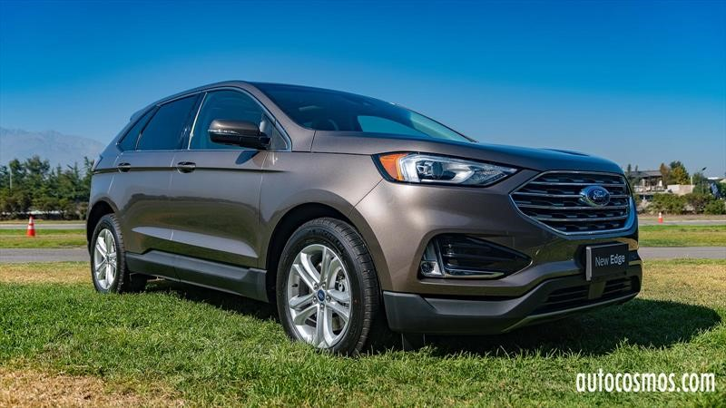Ford Edge 2019 - Lanzamiento en Chile