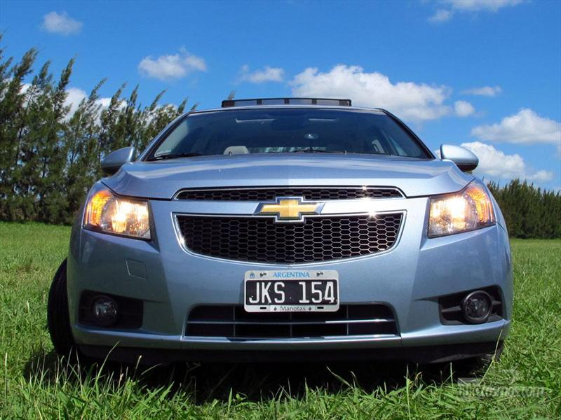 Chevrolet Cruze TDi a Prueba