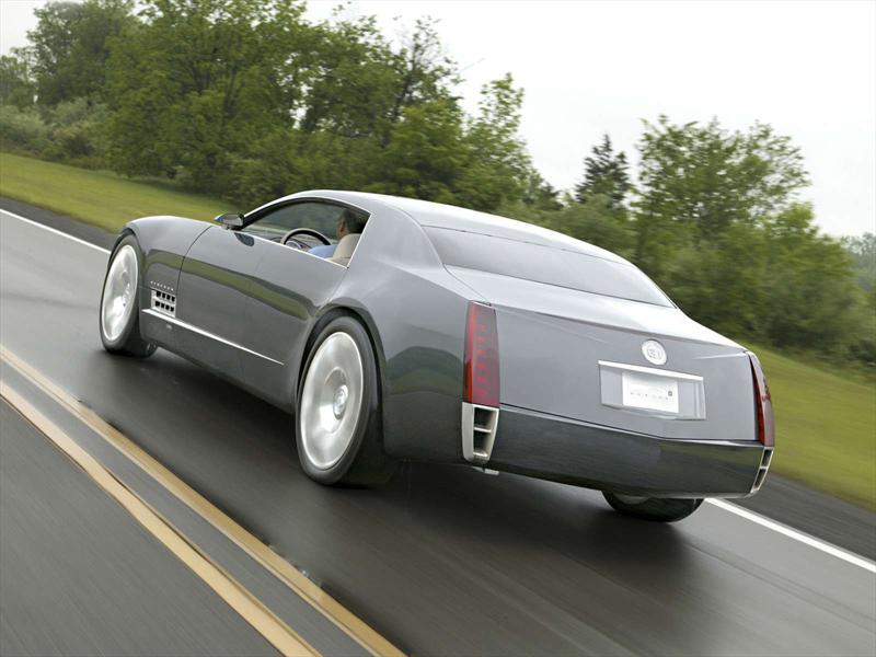 Retro Concepts: Cadillac Sixteen