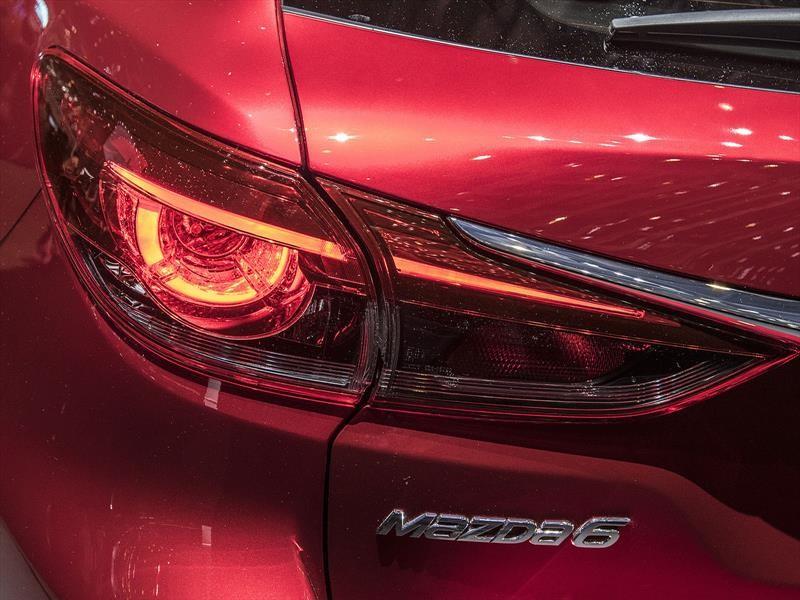 Mazda 6 Wagon 2018