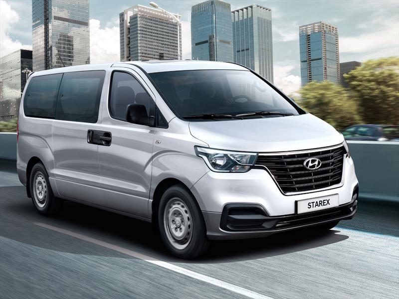 Hyundai Starex 2019