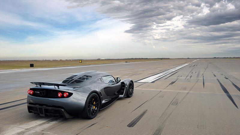 Hennessey Venom GT el más veloz del mundo