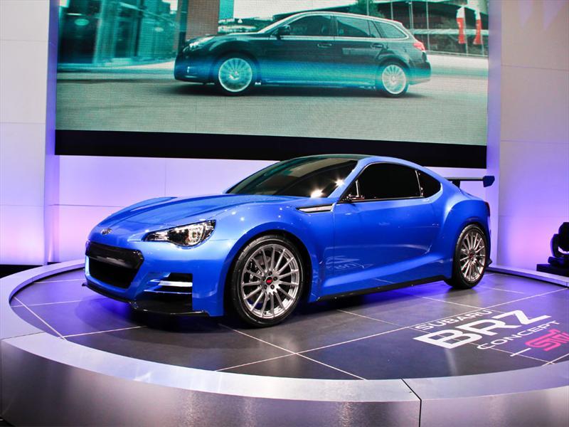 Subaru BRZ Concept Salón de Los Angeles