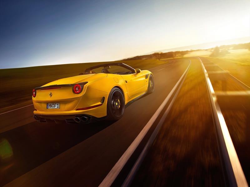 Ferrari California T por Novitec Rosso