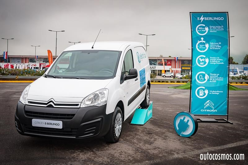 Citroen E-Berlingo 2018