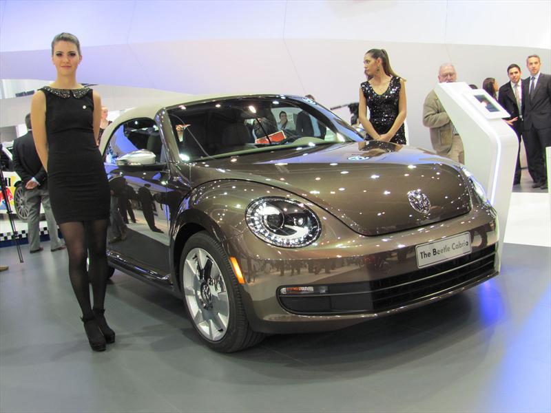 Volkswagen Golf VII y más en el Salón de BA 2013