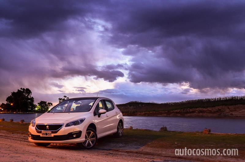 Peugeot 308 THP Feline a prueba