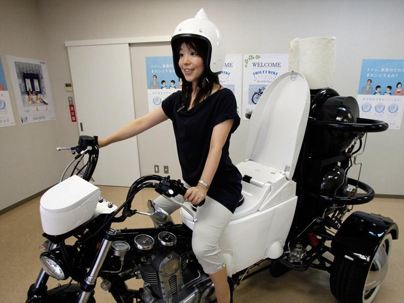 Top 10: Toilet Bike Neo