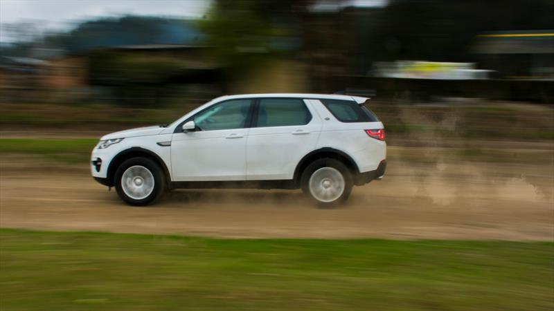 Jaguar Land Rover: Pista 4x4