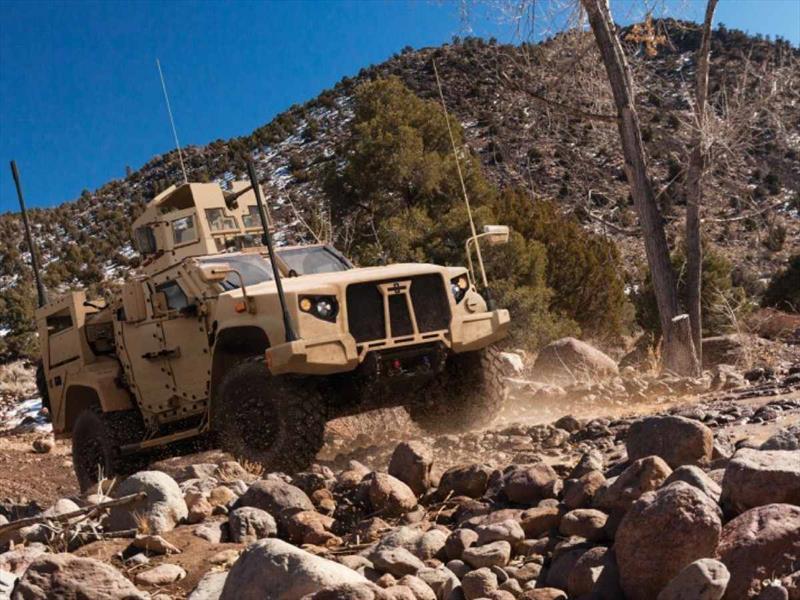 Oshkosh Light Tactical All-Terrain Vehicle (L-ATV)